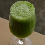 An easier way to get your nutrients in- a green smoothie