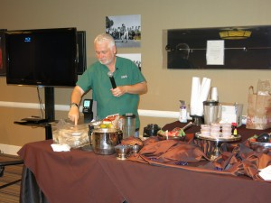 Learning to Cook Will Help Keep the Weight Off: Try Sous Vide Dr. Terry Simpson